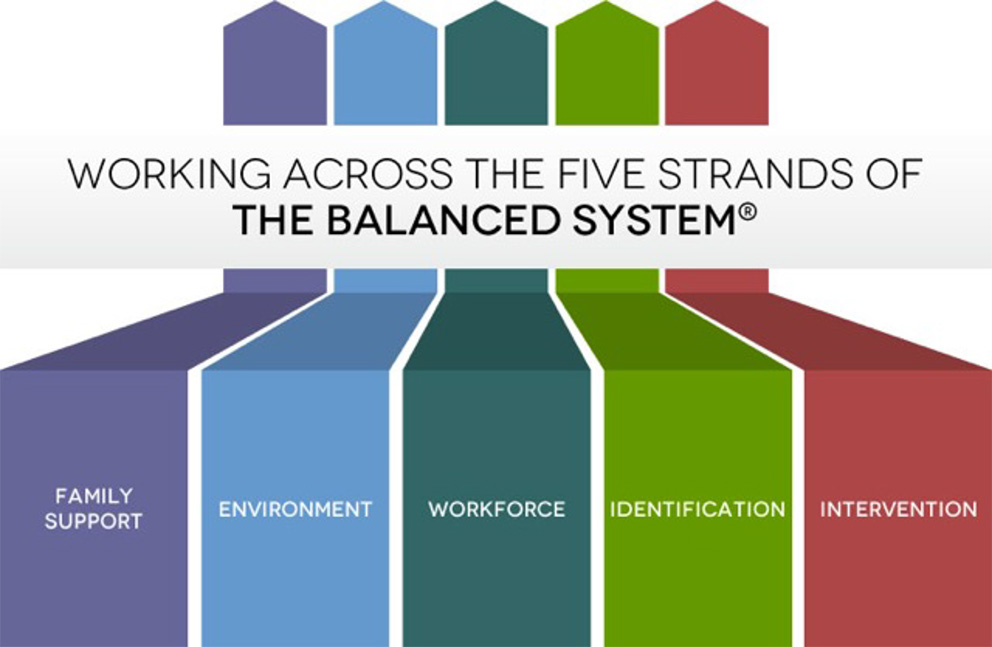 The Five Strands of the Balanced System (R)